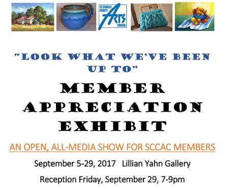 Member appreciation exhibit